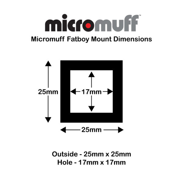 micromuff fatboy dimensions